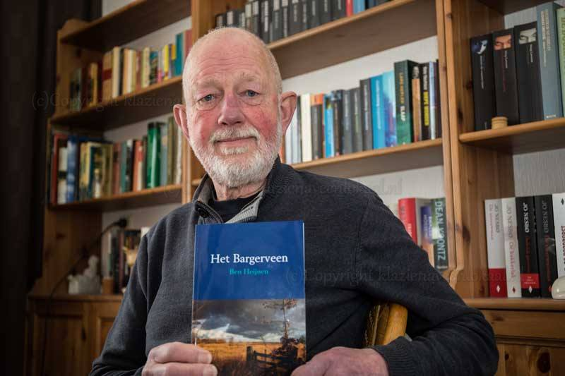 Ben Heijnen, Het Bargerveen, schrijver