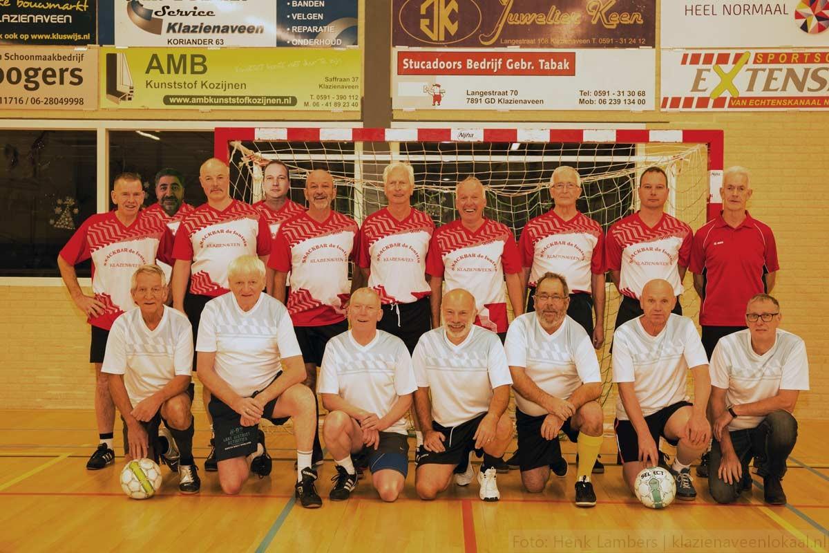 40 jaar zaalvoetbal Klazienaveen-2018