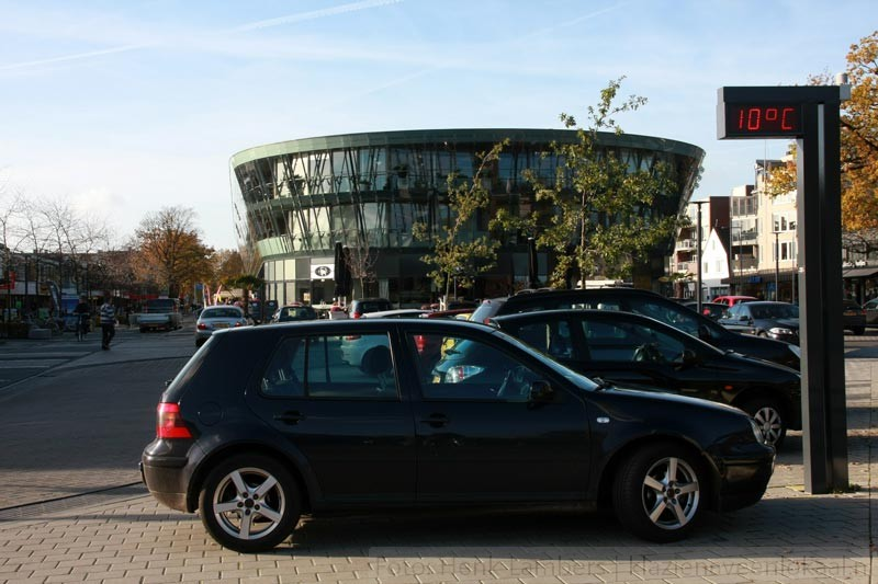 Klazienaveen_centrum_parkeren