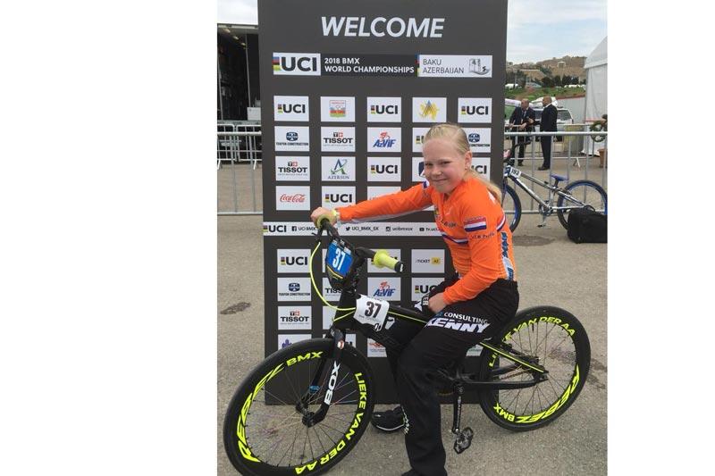 Lieke-van-der-AA-3e WK-BMX