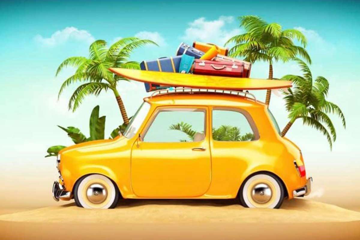 vakantieauto