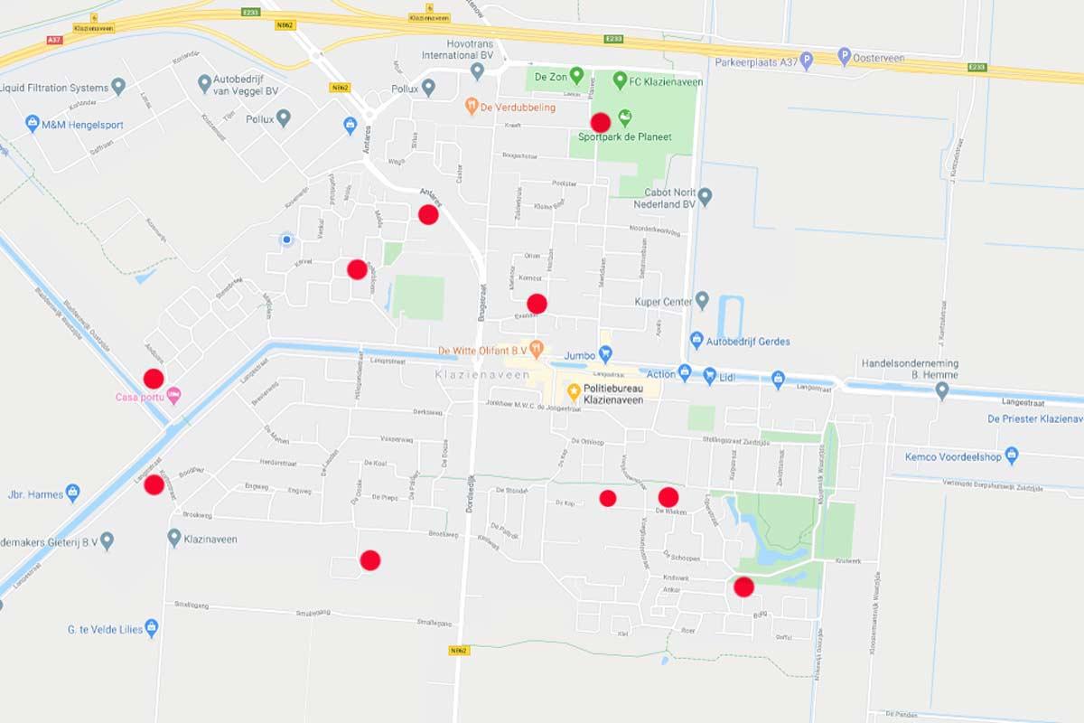 kaart-Klazienaveen_AED-2020-1