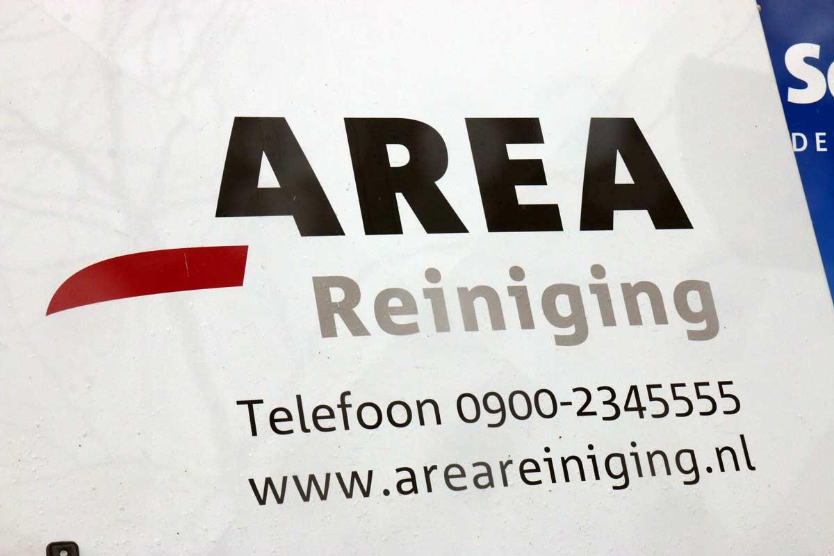 Area-Reiniging