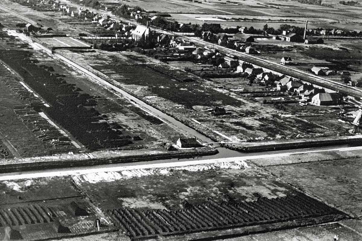 Klazienaveen-luchtfoto-1926-1web